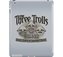 The Three Trolls iPad Case/Skin