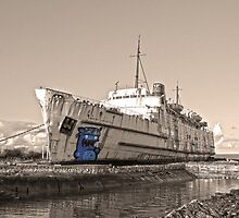 Duke of Lancaster Popped 2 by DavidWHughes