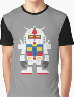 GundamDeki Graphic T-Shirt
