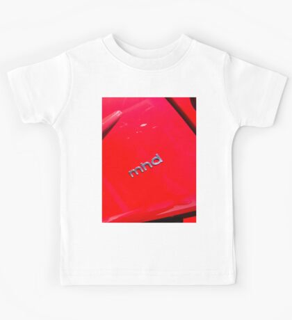 Smart Fortwo mhd Coupe Logo [ Print & iPad / iPod / iPhone Case ] Kids Tee
