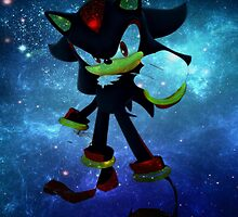 Shadow the Hedgehog by foxythepirate87