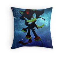 Shadow the Hedgehog Throw Pillow