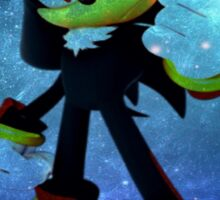 Shadow the Hedgehog Sticker