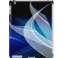 Dancing on the blue! iPad Case/Skin