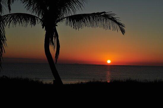 Sunrise in Delray Beach Fl. by khphotos