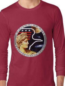 Apollo 17 Mission Logo Long Sleeve T-Shirt