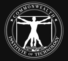 Commonwealth Institute of Technology - White by Miranda Moyer