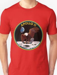 Apollo 11 Mission Logo Unisex T-Shirt