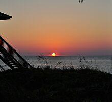 Peaceful sunrise  by khphotos