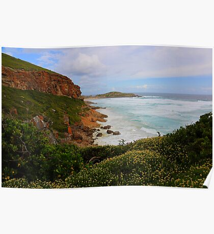 Robberg Nature Reserve Poster