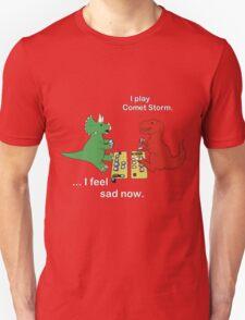 Dino League: Casting Comet Storm Unisex T-Shirt