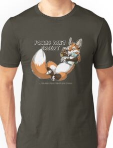 My Stuff Fox Unisex T-Shirt