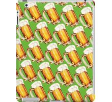 St. Patricks Day - Beer Pattern iPad Case/Skin