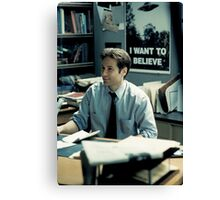 The X Files - #14 Canvas Print