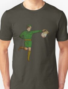Hippy Soldier T-Shirt