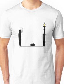 The Briefcase T Shirt (colour) T-Shirt