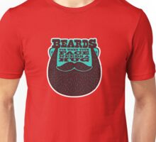Beards! Unisex T-Shirt