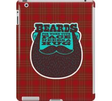 Beards! iPad Case/Skin