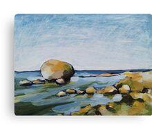 Öland Canvas Print