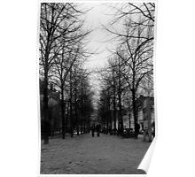 Bruges - A Walk Poster