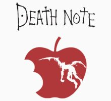 Death Note T-Shirt by LeaLawliet