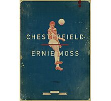 Ernie Moss - Chesterfield Photographic Print