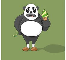 Fat Panda by Creative Spectator