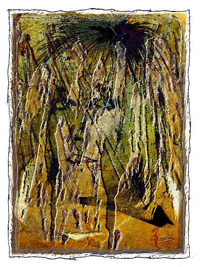Liquid Eyes by Troy Brown