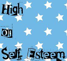 High on Self-Esteem by lepetitberg