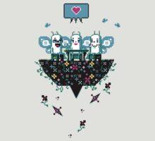 The Social Butterflies - Flighty Intellectuals by knitetgantt