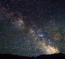 The Milky Way by Geovanni De Leon