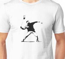 Banksy Hurler T Unisex T-Shirt