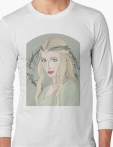 Galadriel, Lady Of Light Long Sleeve T-Shirt