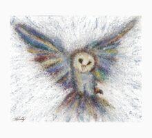 Barn Owl Baby Tee