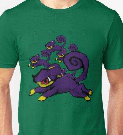 rattata's running Unisex T-Shirt