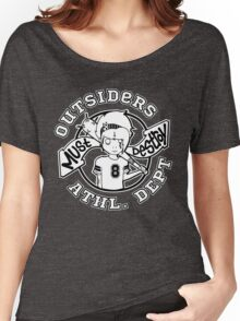 Outsiders - Dark Tee's Women's Relaxed Fit T-Shirt
