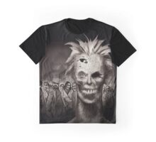 Zombie Apocalypse Graphic T-Shirt