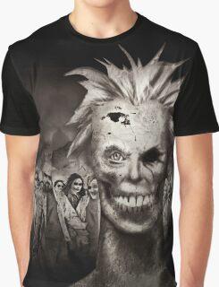 Zombie Apocalypse Graphic T-Shirt