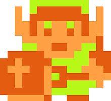8-bit Link by nlturk