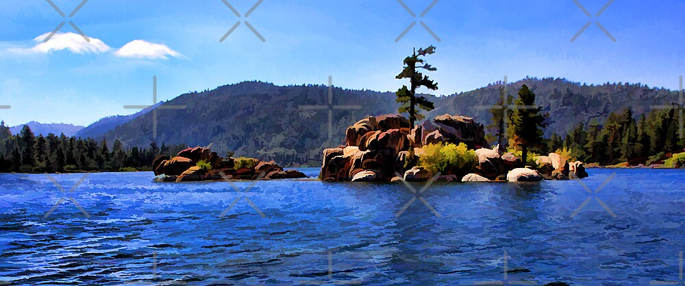 Big Bear Lake by CarolM