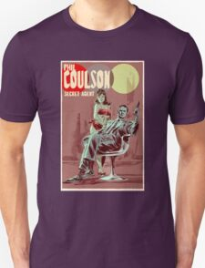 Phil Coulson Secret Agent T-Shirt