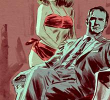 Phil Coulson Secret Agent Sticker