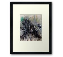 Within Yourself Framed Print