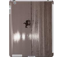 Horse at sunrise iPad Case/Skin