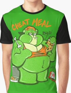 CHEAT MEAL Graphic T-Shirt