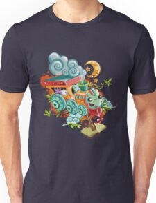 Little Train Unisex T-Shirt
