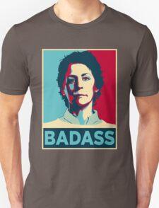 CAROL PELETIER BADASS (The Walking Dead) Unisex T-Shirt