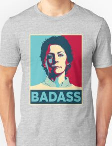 CAROL PELETIER BADASS (The Walking Dead) Unisex T-Shirt