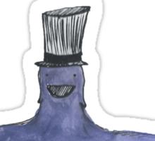 Slime Man Sticker