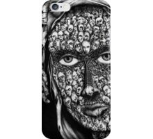 Phantom Stranger iPhone Case/Skin